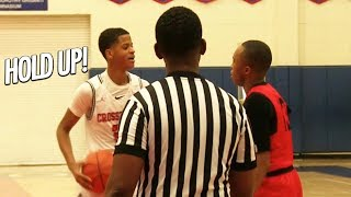 Download Shaqir O'Neal Will Not Back Down! Physical Battle vs Hollywood High Video