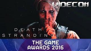 Download Death Stranding: Trailer The Game Awards 2016 (Español) - Guillermo Del Toro, Mads Mikkelsen Video