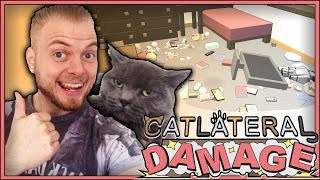 Download SquiddyPlays - CATLATERAL DAMAGE! - W/Church Video