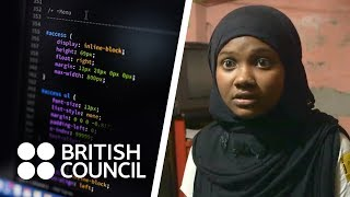 Download Nila (Bangladesh): Coding classes gave me a brighter future Video