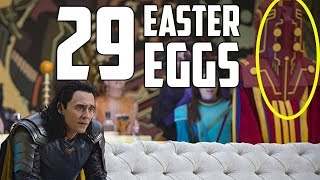 Download Thor: Ragnarok – Every Easter Egg Video