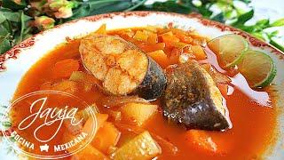 Download Caldo de Pescado con Verduras Video