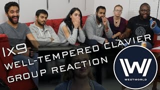 Download Westworld - 1x9 The Well-Tempered Clavier - Group Reaction! Video