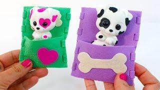 Download Coloreamos dos Adorables Familias de Perritos y Gatitos Video