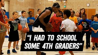 Download I had to school some 4th graders. Video