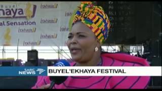 Download Buyel' Ekhaya Music Festival returns to the E Cape Video