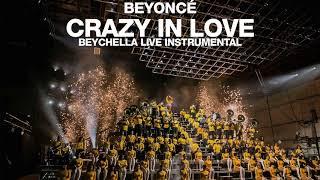 Download Beyoncé - Crazy In Love [Beychella Live Instrumental] Video