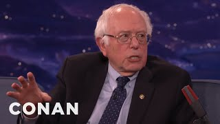 Download Senator Bernie Sanders Calls Out Republicans Who Make It Harder To Vote - CONAN on TBS Video