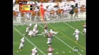 Download Oklahoma vs. Texas (from 10/09/04) Video