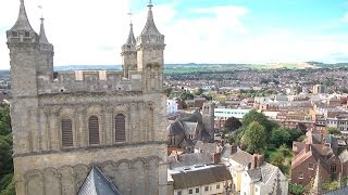 Download Exeter, capital de Devon y ciudad europea de las flores Video