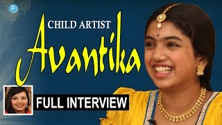 Download Child Artist Avantika Full Interview || Telugu Popular TV Video