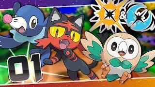 Download Pokémon Ultra Sun and Moon - Episode 1 | Deja Vu! Video