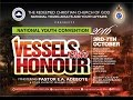 Download DAY 3 AFTERNOON - PLENARY SESSION @ - RCCG YOUTH CONVENTION 2016 - VESSELS UNTO HONOUR Video