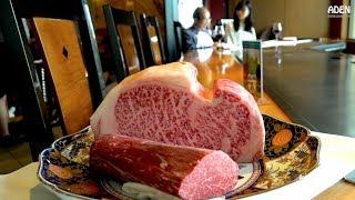 Download Wagyu Sirloin or Filet Steak? - Tokyo - Japanese Teppanyaki Video