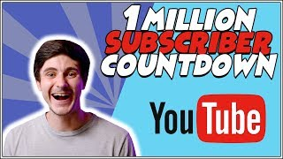 Download Hitting 1 Million Subscribers LIVE!! Video