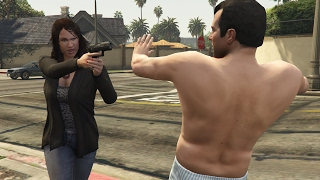 Download GTA V Amanda kills Michael for cheating on her Video