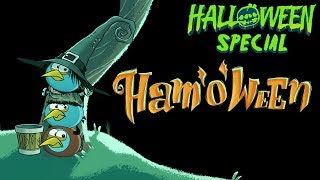 Download Angry Birds Seasons | Ham'O'Ween #Halloween Video