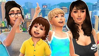 Download The Sims 4 - OUR NEW FAMILY!! (Sims 4 Parenthood) Video