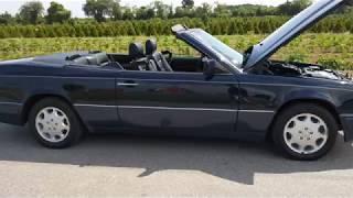 Download 1994 Mercedes E320 Cabriolet For Sale Video