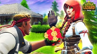 Download DIRE DECLARES HIS LOVE FOR FABLE!!! *SEASON 6* - FORTNITE SHORT FILMS Video