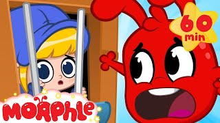 Download Oh no! Mila in jail! My Magic Pet Morphle Police Car Animation Episodes Video