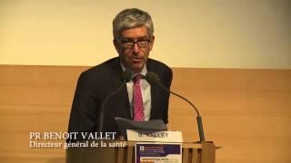 Download collectif pass 2015 - Benoît Vallet (Directeur général de la Santé) Video
