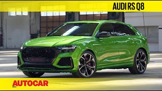 Download Audi RS Q8 - the Urus from Ingolstadt | First Look | Autocar India Video