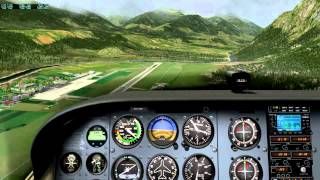 Download FSX vs X-Plane 10 comparison (Cessna 172 aircraft, scenery and handling). Is there a winner? Video
