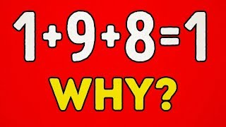 Download 22 MATH PUZZLES WITH ANSWERS TO TEST YOUR LOGIC Video