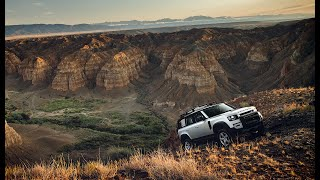 Download Introducing The New Land Rover Defender Video