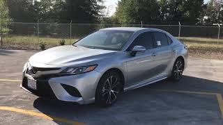 Download 2018 Toyota Camry SE Athens TX | Toyota Camry SE Athens TX Video