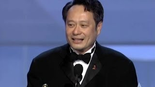 Download ″Crouching Tiger, Hidden Dragon″ Wins Foreign Language Film: 2001 Oscars Video