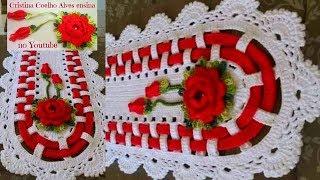 Download Tapete Crochê Trançado Passo a Passo - 1 / 2 Video