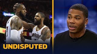 Download Is LeBron James really upset with Kyrie Irving? Nelly weighs in | UNDISPUTED Video