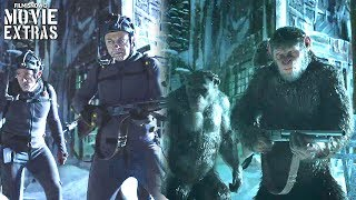 Download War for the Planet of the Apes 'Making History' Featurette (2017) Video