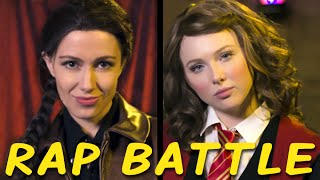 Download KATNISS vs HERMIONE: Princess Rap Battle (Molly C. Quinn & Whitney Avalon) Video