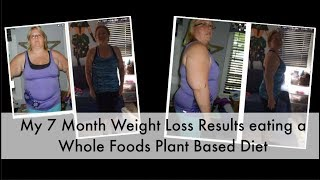 Download My 7 Months Whole Food, Plant Based Weight Loss Results, WFPB Video
