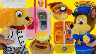 Download Paw Patrol Skye and Chase Cooking Contest Toy Food Video for Kids! Video