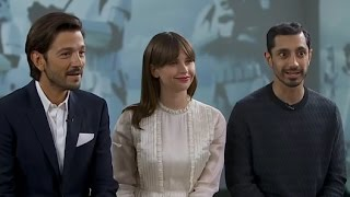 Download Rogue One Full Cast Interview Video