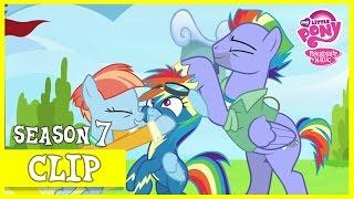 Download Rainbow's Embarrassing Parents (Parental Glideance) | MLP: FiM [HD] Video