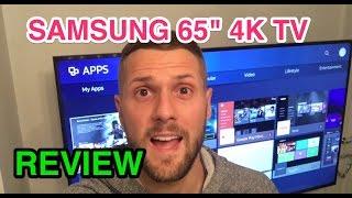 Download Samsung Ultra HD 4K 65″ TV review UE65KU6020 Video