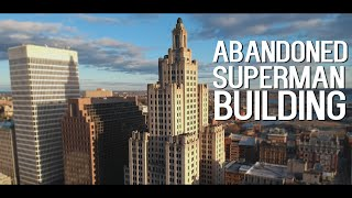 Download Abandoned Superman Building - Providence, Rhode Island Video