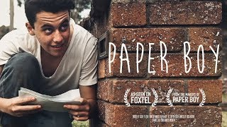 Download PAPER BOY - SHORT FILM Video