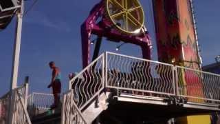 Download Turbine J.J. de voer @ kermis Best 2013 Video