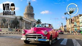 Download Travel Cuba in 360 degrees VR - Episode 2: Havana Video