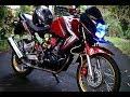 Download Tm2 | Video Modifikasi Motor Honda New Megapro Velg Jari-jari Paling Keren Terbaru Video