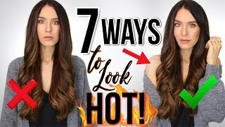 Download 7 WAYS TO INSTANTLY LOOK HOT! (real tricks) Video