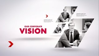 Download Corporate Presentation Template - After Effects Template Video