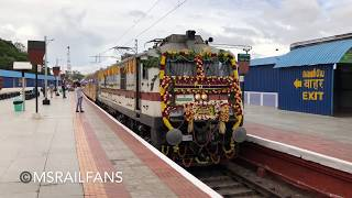 Download INDIA'S FIRST UDAY EXPRESS 22666 COIMBATORE - BANGLORE AC DOUBLE DECKER EXPRESS : INDIAN RAILWAYS Video