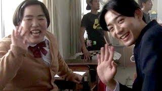 Download ゆりやんレトリィバァ&竜星涼出演・メイキングにほっこり/「肌ラボ 極潤」PR映像メイキング Video